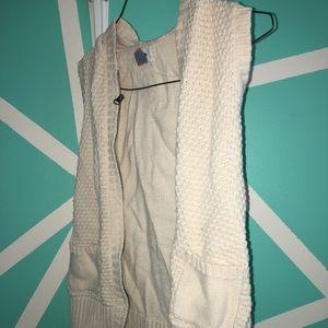 Light beige vest
